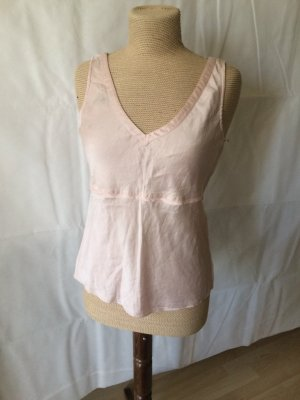 J.crew Silk Top light pink