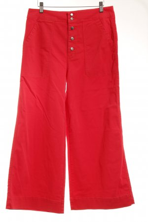 J.crew Schlaghose rot Casual-Look