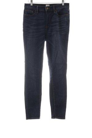 J.crew Skinny Jeans neonblau Jeans-Optik