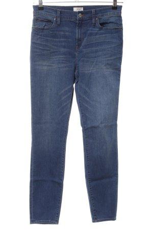 J.crew Skinny Jeans blau Casual-Look