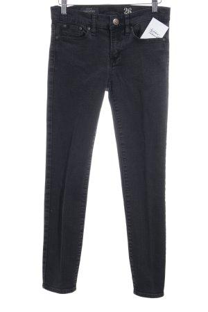 J.crew Skinny Jeans dunkelgrau Street-Fashion-Look