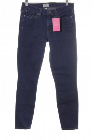 J.crew Skinny Jeans stahlblau klassischer Stil