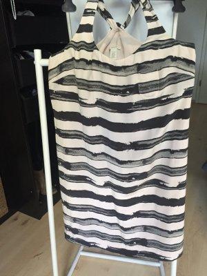 J crew Streifen Kleid Sommer  36