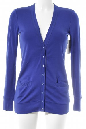 J.crew Strickjacke blau Casual-Look