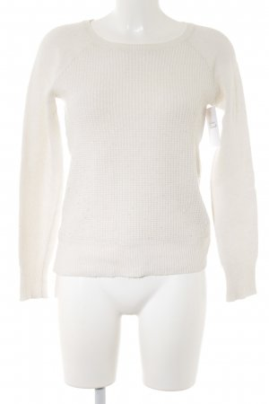 J.crew Strickpullover creme Webmuster Casual-Look