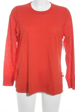 J.crew Strickpullover rot Casual-Look