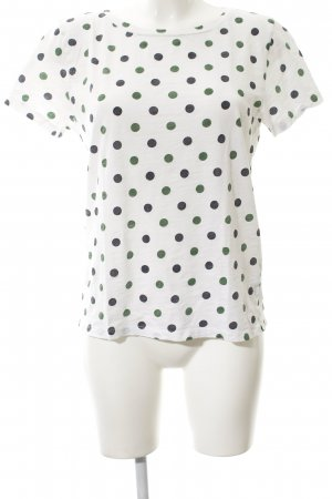 J.crew T-Shirt Allover-Druck Casual-Look