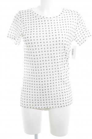 J.crew T-Shirt Punktemuster Casual-Look