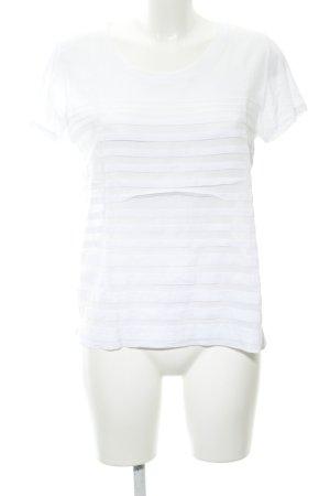 J.crew T-Shirt weiß Boyfriend-Look