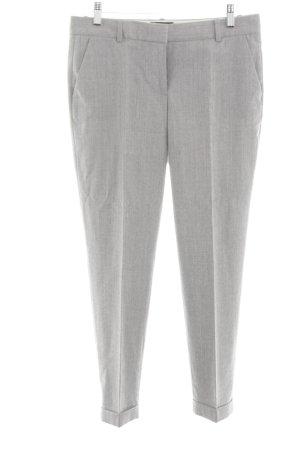 J.crew Pantalon en laine gris clair moucheté style d'affaires