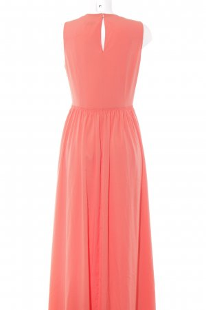 J.lindeberg Maxikleid neonorange Casual-Look