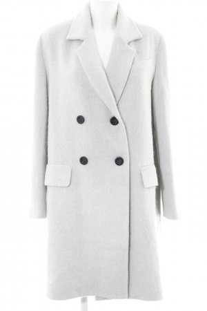 J.O.A Winter Coat light grey elegant