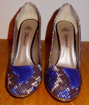 'J. Reneé' High Heels 10cm Absatz. Schöne Farben. Größe 36. Wenig getragen!