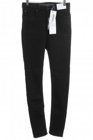 Jack Wills High Waist Jeans black casual look