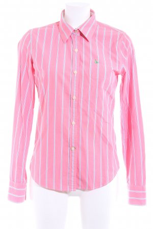 Jack Wills Camisa de manga larga estampado a rayas estilo «business»