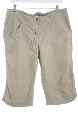 Jack Wolfskin 3/4-Hose beige Casual-Look