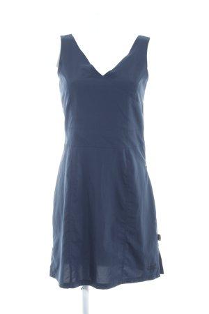 Jack Wolfskin A-Linien Kleid dunkelblau Elegant