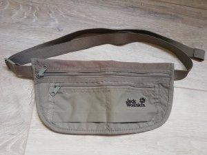 Jack Wolfskin Buiktas groen-grijs-zwart Textielvezel