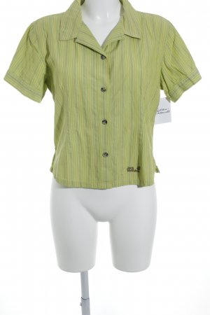 Jack Wolfskin Short Sleeved Blouse multicolored cotton
