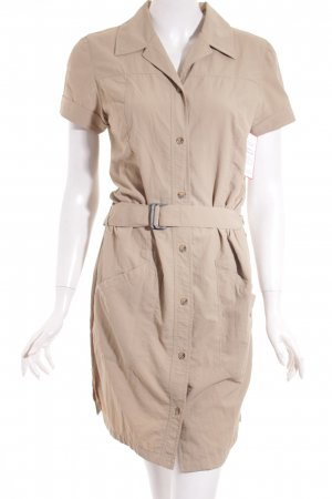 Jack Wolfskin Blusenkleid beige Casual-Look
