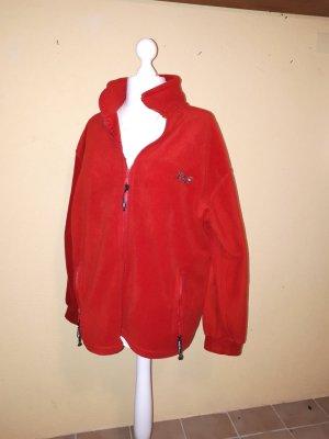 Jack Wolfskin Fleece Jackets red