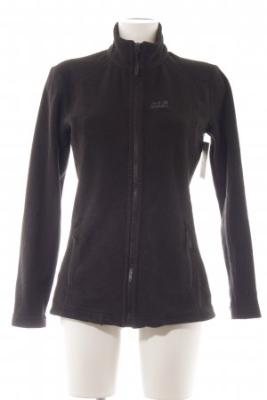Jack Wolfskin Fleece Jackets black casual look