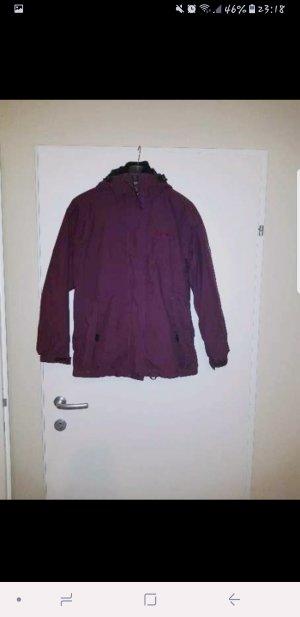 Jack Wolfskin Outdoor Jacket purple