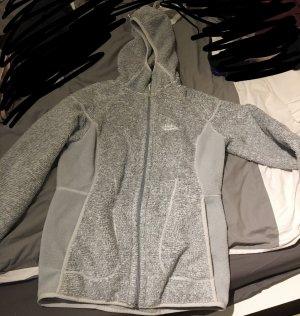 Jack Wolfskin Outdoor Jacket light grey-white