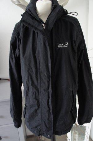 Jack Wolfskin Outdoor Jacket black