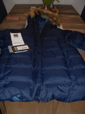 Jack Wolfskin Jacke Night Blue