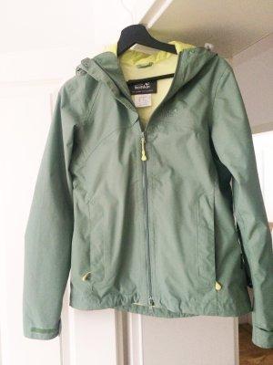 Jack Wolfskin, Jacke, S, Softshell, Outdoor, mint, grün