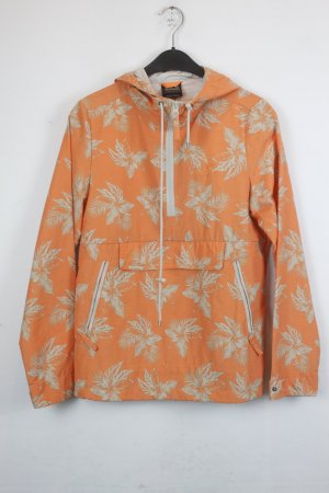 Jack Wolfskin Windbreaker orange-beige polyester