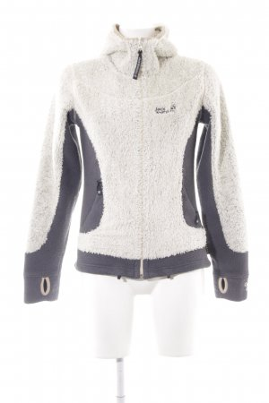 Jack Wolfskin Chaqueta con capucha beige claro-taupe look Street-Style