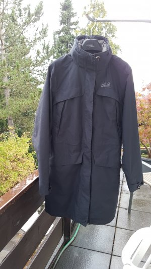 Jack Wolfskin Double Jacket black polyester