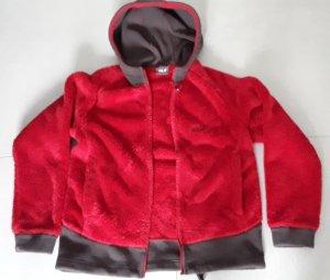 Jack Wolfskin Fleece Jackets red-brown