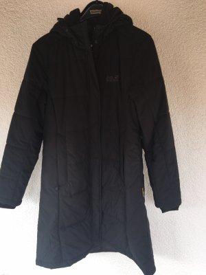 Jack Wolfskin Long Jacket black