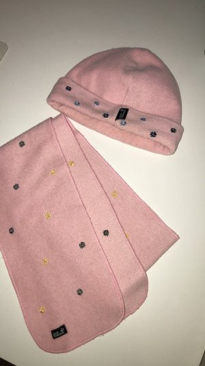 Jack Wolfskin Cap light pink