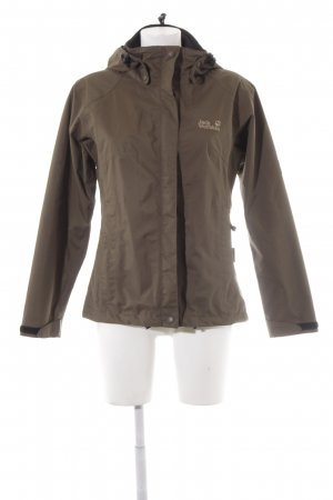 Jack Wolfskin Outdoorjacke khaki Casual-Look