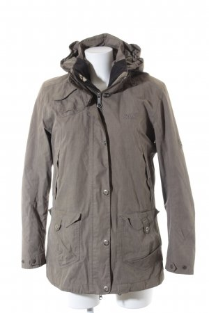 Jack Wolfskin Outdoorjacke mehrfarbig Country-Look