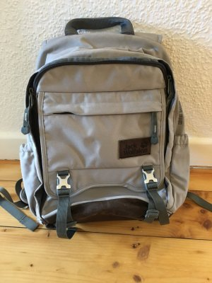 Jack Wolfskin Trekking Backpack light grey-grey