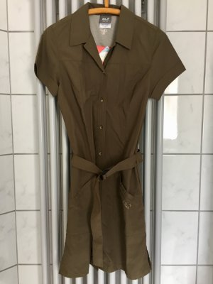 Jack Wolfskin Safari Dress/Kleid Gr. 38 khaki