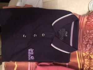 Jack Wolfskin Polo shirt veelkleurig