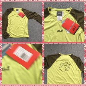 Jack Wolfskin Shirt NEU