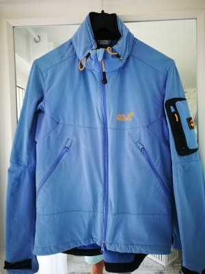 Jack Wolfskin Softshell Jacket light blue