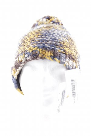 Jack Wolfskin Knitted Hat color gradient casual look