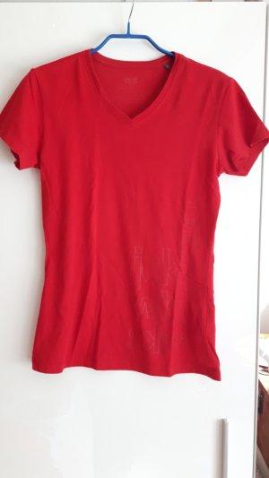 Jack Wolfskin T-Shirt rot