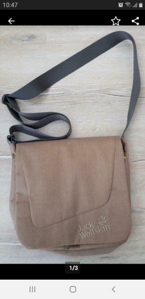 Jack Wolfskin Shoulder Bag beige