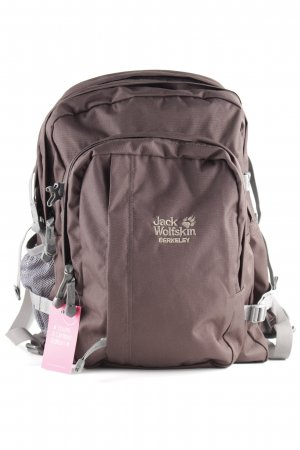 Jack Wolfskin Trekking Backpack dark brown-slate-gray unisex article