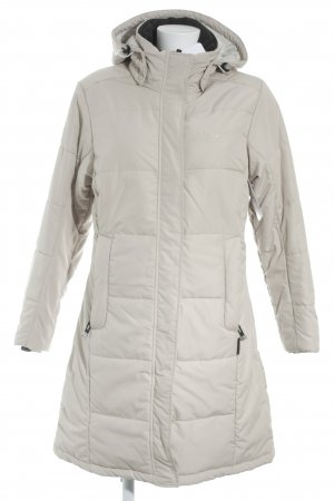 Jack Wolfskin Wintermantel creme Casual-Look