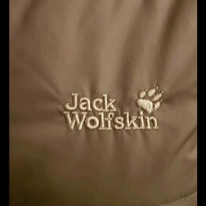 Jack Wolfskin Wintermantel Outdoor !